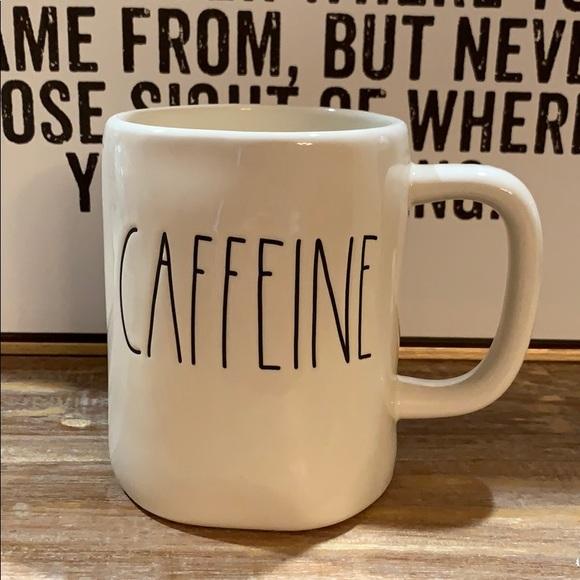 "Rae Dunn Other - RAE DUNN ""Caffeine"" Mug"